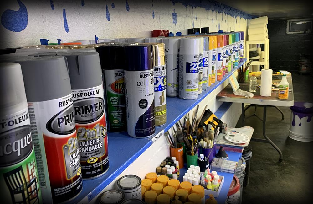 Paint Shop H