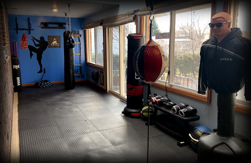 MMA Gym B