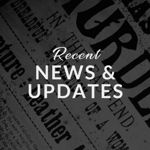 Recent News & Updates